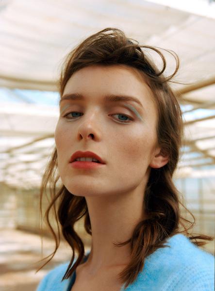 photography: Felix Bernason | model: Jada  Joyce c/o A management | usage: KLUID magazine