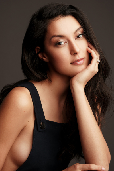 photography: Robin Björn   model: Rebecca Mir