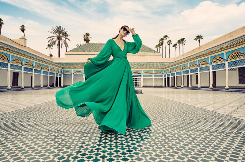 photography: Verena Knemeyer | model: Juliet Searle | client: Fielmann