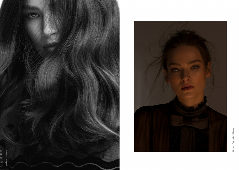 photography: Sebastian Brüll   model: Sophie Maxim   usage: Sicky Magazine