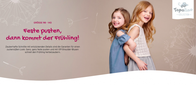 photography: Florian Fitzek client: Ernsting's family