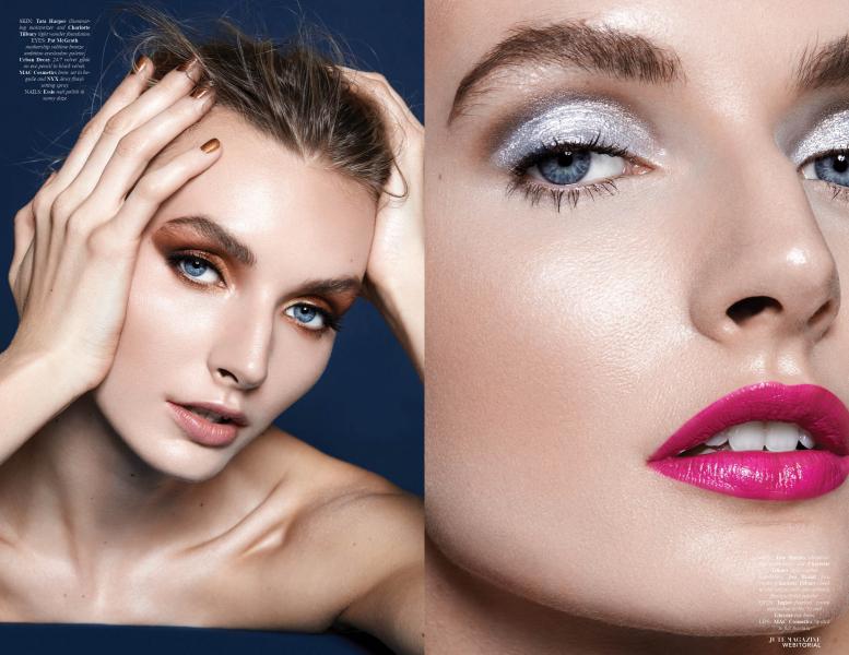 photography: Jenn Werner | model: Eva Staudinger | usage: Jute Magazine