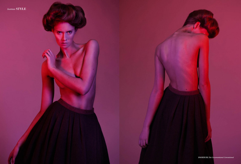 photography: Lisa Jureczko   styling: Yannic Joel Hohaus   usage: Institute magazine