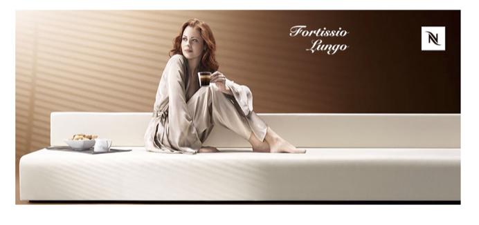 client: Nespresso