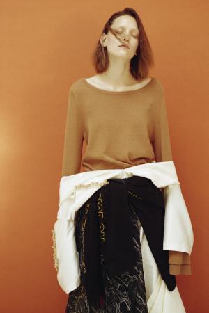 photography: Anna Vatheuer | model: Annie Walter | usage: Also Magazine