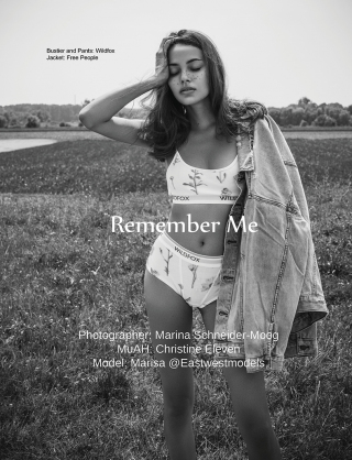 photography: Marina Schneider-Moog   make-up: Christine Eleven   hair: Rima Sium