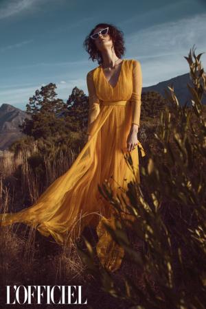 photography: Per Florian Appelgren   model: Marizanne Visser   usage: L'Officiel Brasil