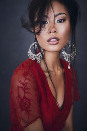 photography: Felix Rachor   model: Soso Nozuka