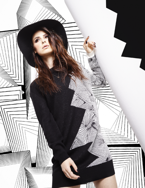 photography: Dirk Schumacher |model: Lena Meyer-Landrut | usage: Teaser magazine
