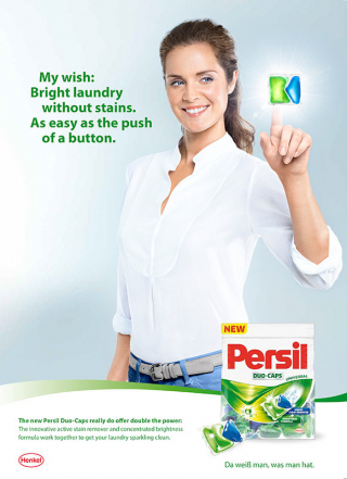 photography: | client: Henkel/Persil