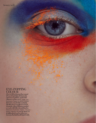 photography: Benjamin Becker | usage: ELLE THAILAND