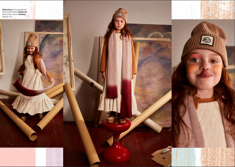 photography: Samira Kreuels | hair & make-up: Mirja Isabell Dunkel | usage: Mini Maven