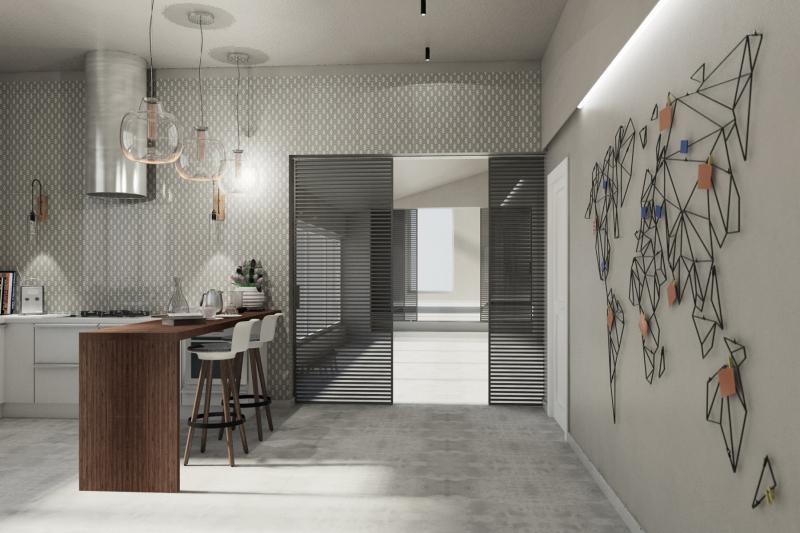 client: MAZZOLI Interiors