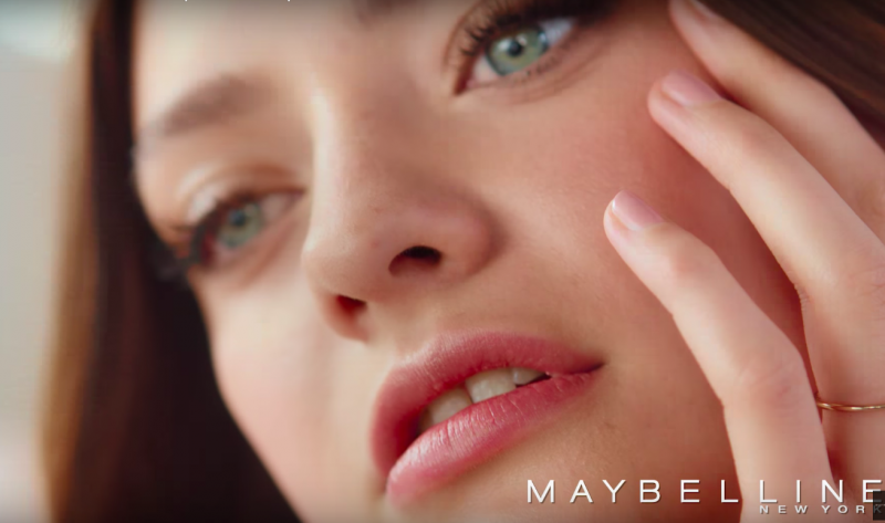 photography: Claudio Di Lucia c/o 24-1 | client: Maybelline