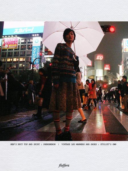 photography: Jus Vun | model: Amy Suzuki | usage: Flofferz Magazine | location: Tokyo