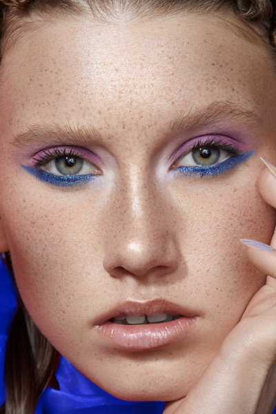 photography: Sascha Schäfer | make-up: Christine Eleven | hair: Rima Sium