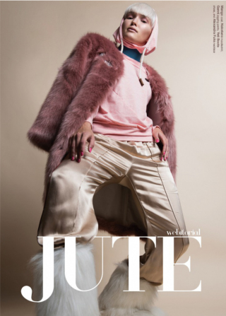 photography: Marina Schneider-Moog |hair & make-up: Christine Eleven | styling: Beata Nitzke