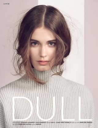 photography: Jürgen Lenhardt | make-up: Marlene Prasse | hair: Christine Eleven