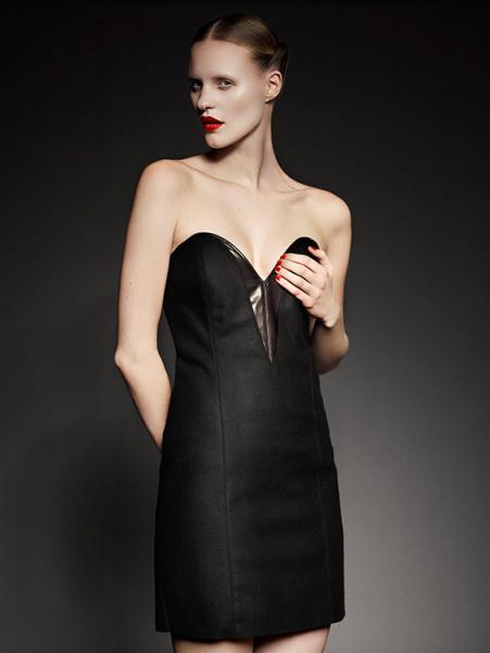 photography: Stefan Milev |make-up: Christine Eleven | hair: Christine Eleven & Ahmet Bilir | designer: Cem Chako