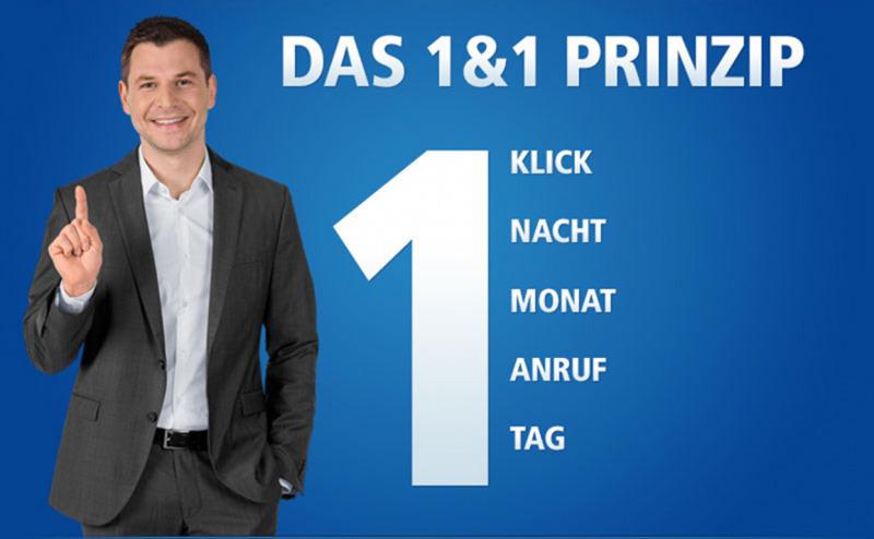 client: 1&1