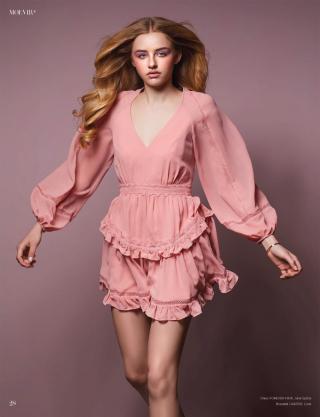 photography: Sascha Schäfer   hair: Rima Sium   model: Franka c/o Brodybookings   usage: MOEVIR Magazine Paris