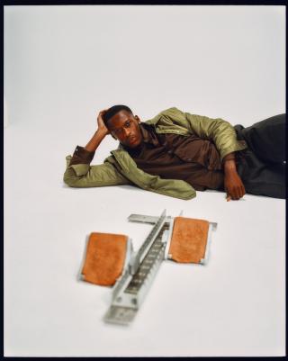 photography: Felix Reimers |artists/models: Lucas Ansah Peprah & Owen Ansah
