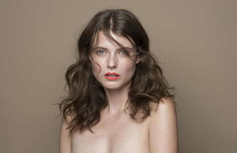 photography: Sebastian Bruell | model:  Anne Wunderlich | usage: Kö Magazin