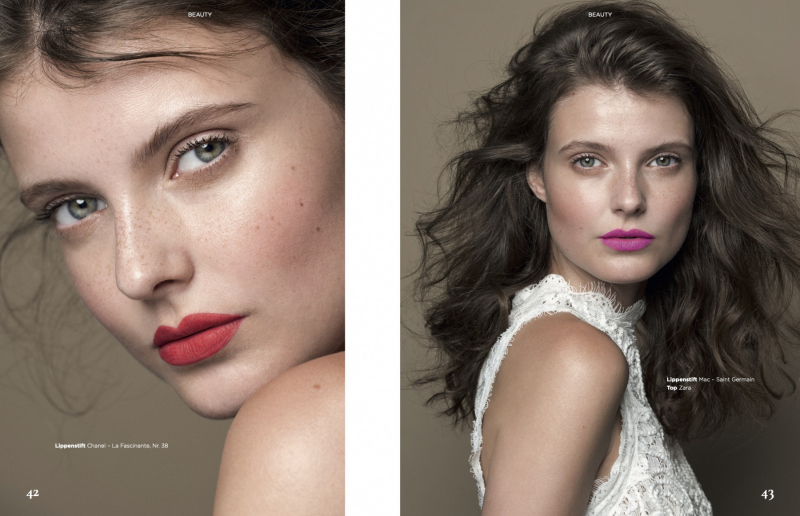 photography: Sebastian Bruell   model:  Anne Wunderlich   usage: Kö Magazin