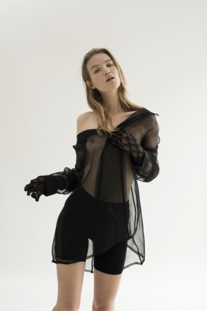 photography: Katharina Werle  styling: Franziska Wienecke   model: Feli c/o pma models   L'Officiel Austria