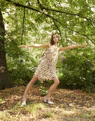 photography: Cathleen Wolf | styling: Reka Probst | model: Mareike c/o Girls Club management