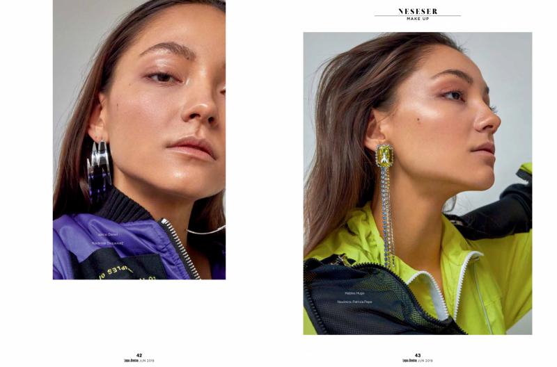 photography: Per Appelgren |styling: Bella | model: Yulha c/o Girlsclub management | usage: Lepa&Srecna