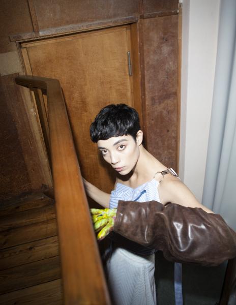 photography: Jessica Grossmann |styling: Y.M. Adhimiharja |model: Dominique c/o M4 Models | usage: The Kunst Magazine