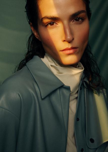 photography: Christoph Klutsch | styling: Natasha Gridina | model: Nicola Woyczyk c/o A Managment