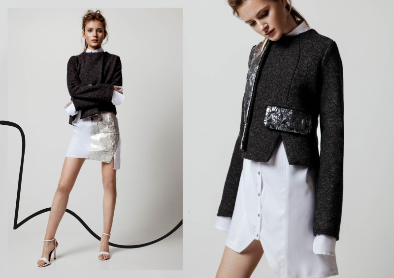 photography: Caro Zenker | styling: Claire | model: Esther Kellner c/o Most wanted Models