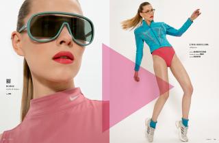 photography: Estelle Klawitter | models: Marina c/o NoToys, Mara Leyla c/o Vivienne |usage: Spectr