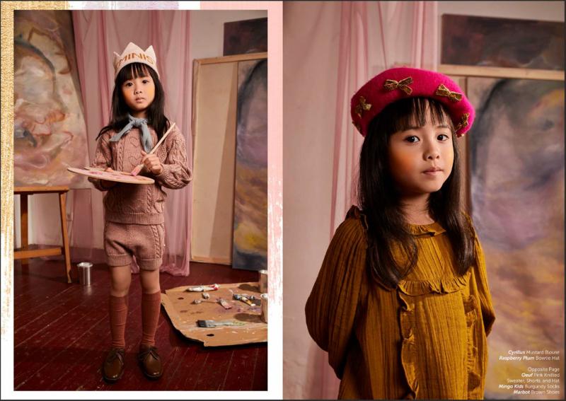 photography: Samira Kreuels   styling: Nina Fröhlich   usage: Mini Maven