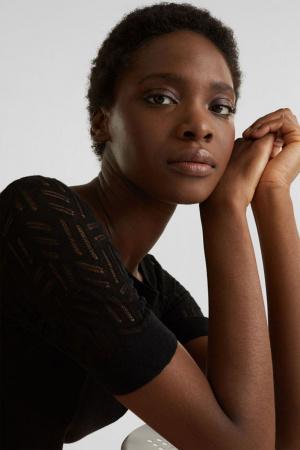 photography: Michaela Wissing   model: Marie Fofana   client: Esprit