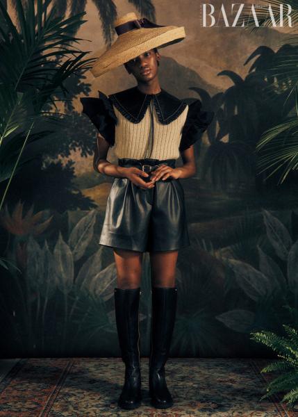 photography: Per Florian Appelgren |usage: Harper's Bazaar Vietnam