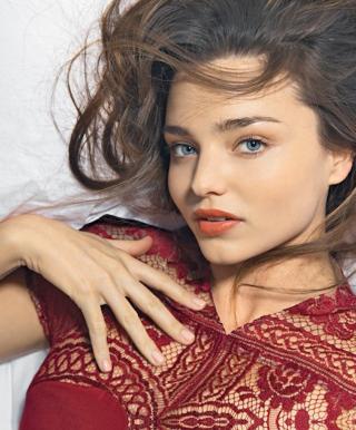 model: Miranda Kerr