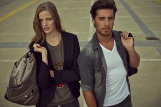 photography: Christin Schwarzer   model: Alisa Ahmann, Eugenio Mancuso   client: Foubag