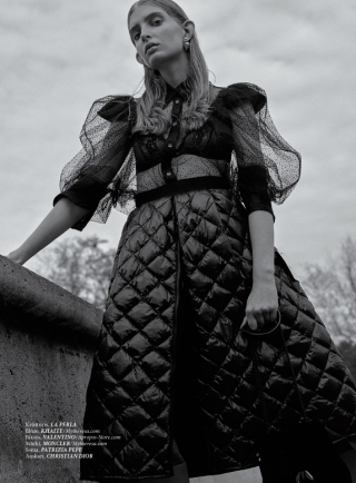 photography: Alex Schier | usage: L'OFFICIEL LATVIA