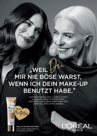 production: McCann Erickson GmbH | client: L'Oréal Paris