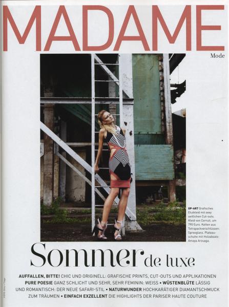 photography: Driu & Tiago  usage: Madame