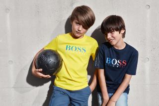 photography: Achim Lippoth | styling: Catrin Hansmerten x Yannic Joel Hohaus | client: Hugo Boss Kids