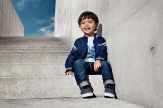 photography: Achim Lippoth | client: Hugo Boss Kids