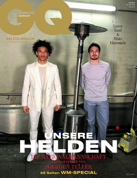 photography: Juergen Teller | styling: Tobias Frericks x Yannic Joel Hohaus x Lana Riffkin | client: GQ Germany